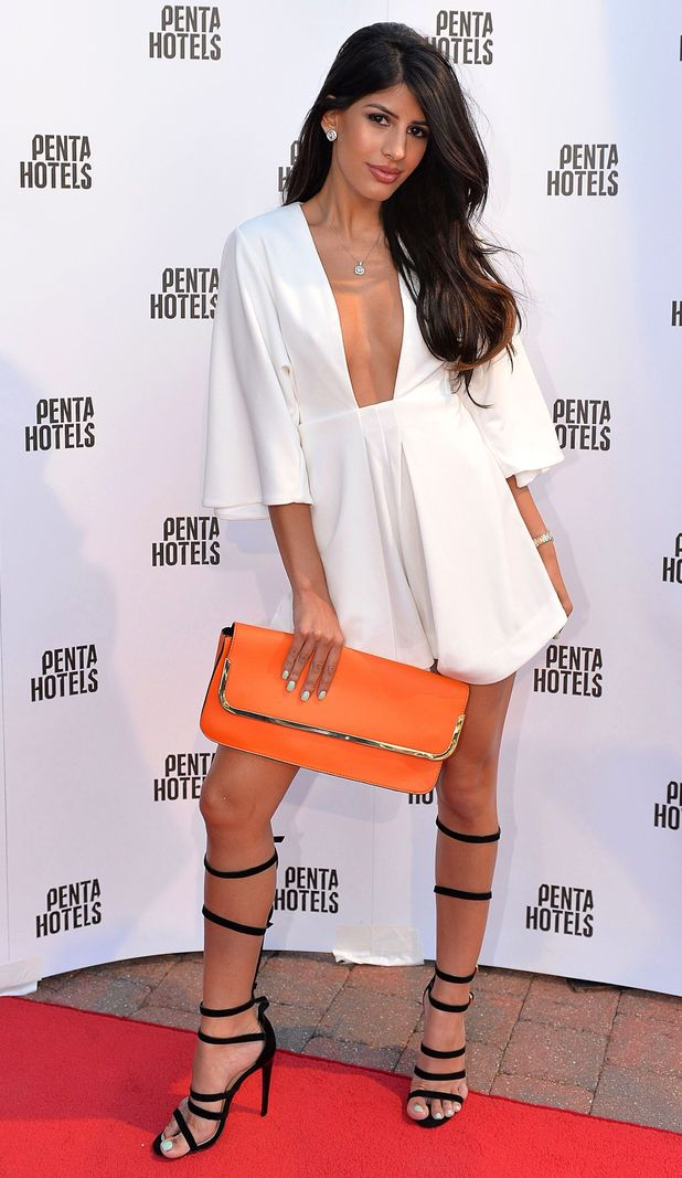Jasmin Walia at the Penta Hotel Launch Party in Derby 11th June 2015