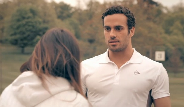 Lucy Watson and James Dunmore, Made In Chelsea 8 June