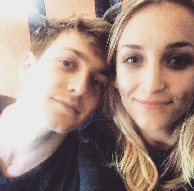 Sam Thompson and Tiffany Watson fly to Mykonos 11 June