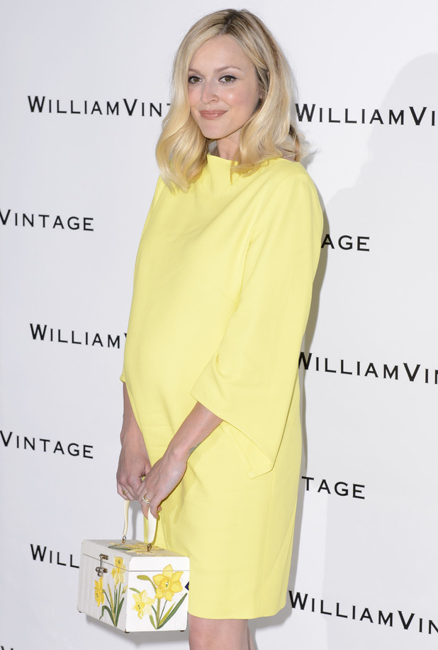 Fearne Cotton at the WilliamVintage Summer Party held at Claridges - Arrivals - 6 June 2015.