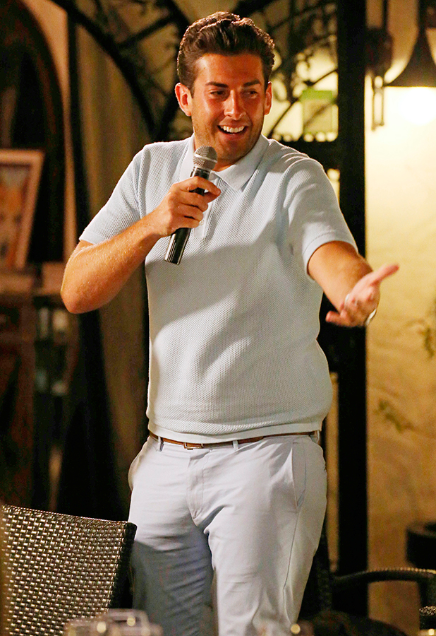 'The Only Way Is Essex' in Marbella, Spain - 07 Jun 2015 James Argent