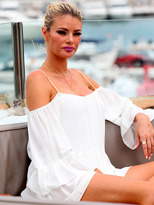 'The Only Way Is Essex' in Marbella, Spain - 07 Jun 2015 Chloe Sims and Danielle Armstrong
