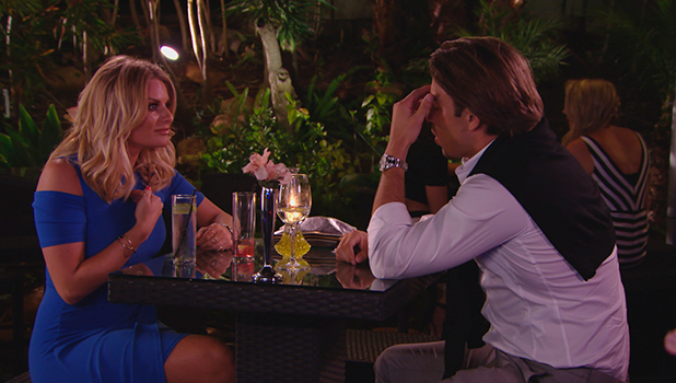 TOWIE episode to air 14 June: Danielle and James talking
