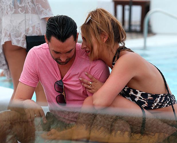 'The Only Way Is Essex' in Marbella, Spain - 07 Jun 2015 Ferne McCann at the Ocean Club