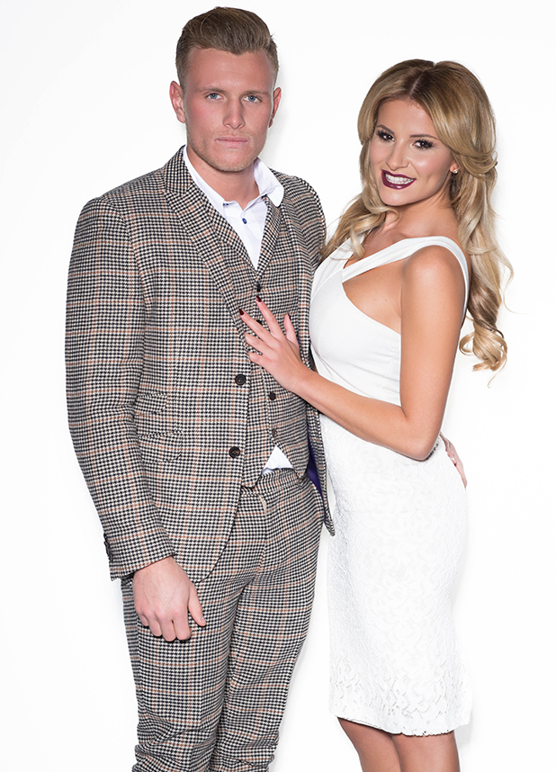 TOWIE series 15 cast pictures: Georgia and Tommy