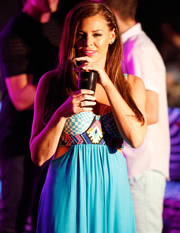'The Only Way Is Essex' in Marbella, Spain - 04 Jun 2015 Jessica Wright