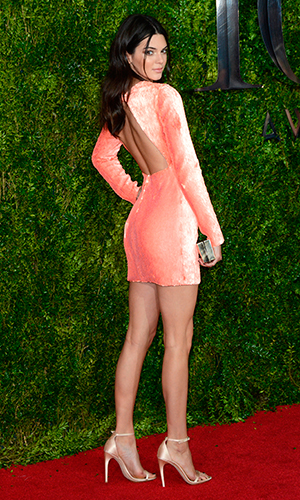 Kendall Jenner at American Theatre Wing's 69th Annual Tony Awards at Radio City Music Hall, 7 June 2015