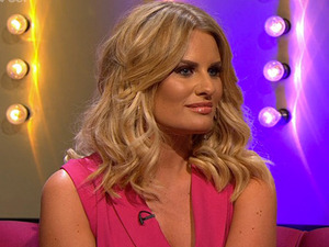 TOWIE's All Back To Essex, 14 June 2015: Danielle Armstrong