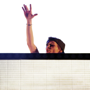 Swedish DJ Avicii performs to a sold-out crowd at Ziggo Dome - 22/2/2014.