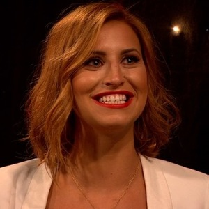 TOWIE's Ferne McCann on All Back To Essex live special - 14 June 2015.