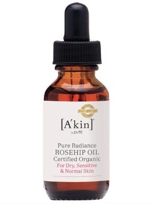 A'kin Pure Radiance Rosehip Oil
