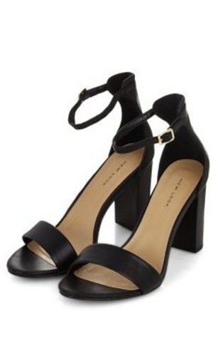 New Look ankle strap heels, Summer 2015