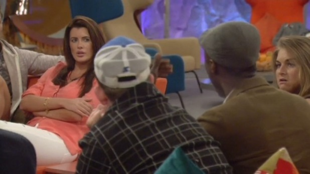 Brian Belo threatens to leave Big Brother after explosive argument with Helen Wood - 17 June 2015.