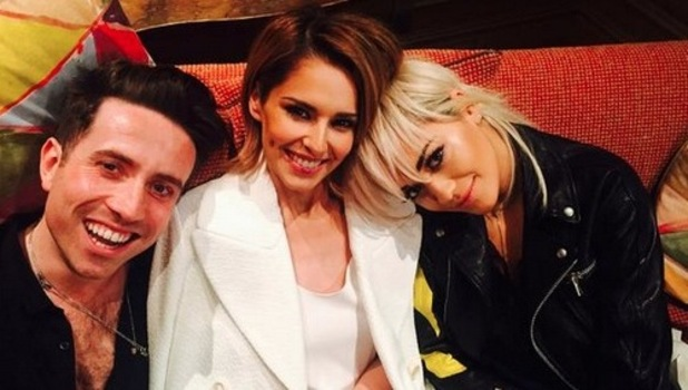 Nick Grimshaw, Rita Ora and Cheryl Fernandez-Versini: X Factor judges picture 2015