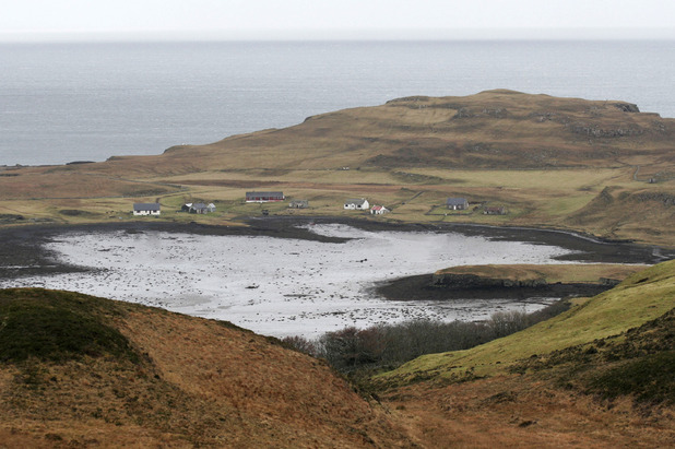 The Isle of Canna - first theft in over 50 years