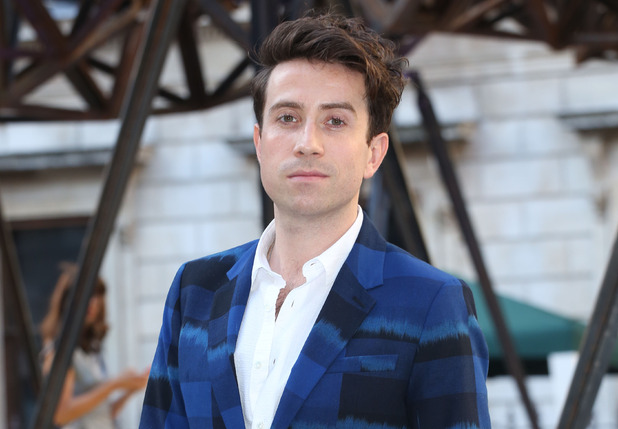 Nick Grimshaw at the Royal Academy Summer Preview Party - 4 June 2015.