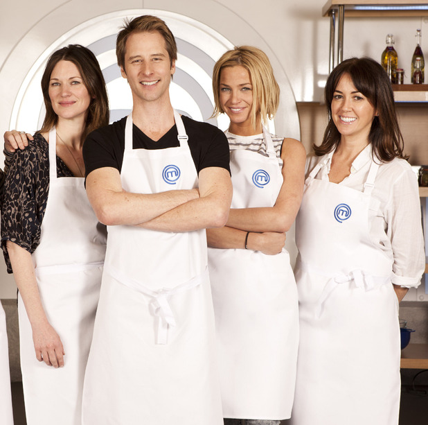 Celebrity MasterChef, Fri 19 Jun