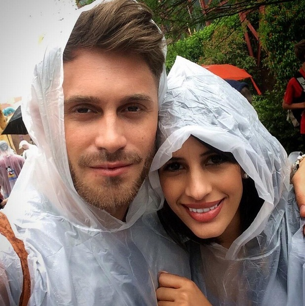 Ross Worswick and Jasmin Walia, Twitter 17 June