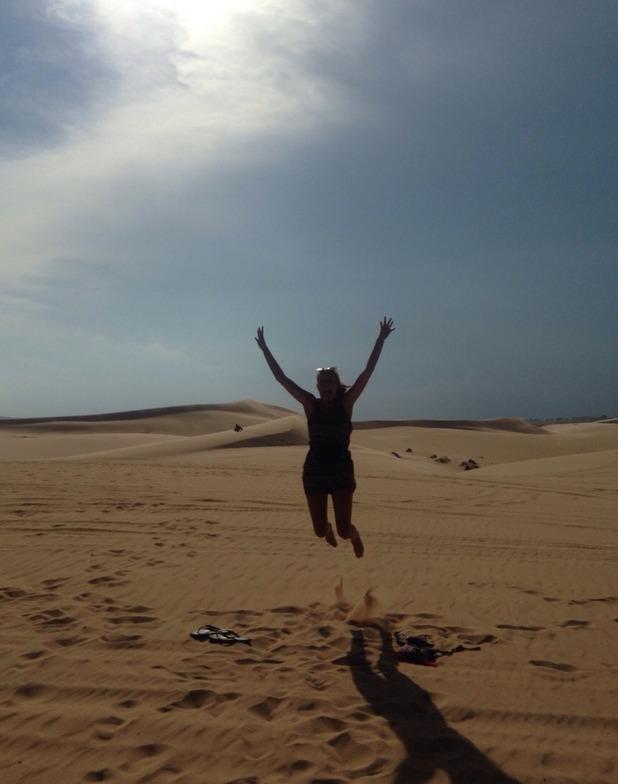 Mui Ne Sand Dunes, 20/6/15