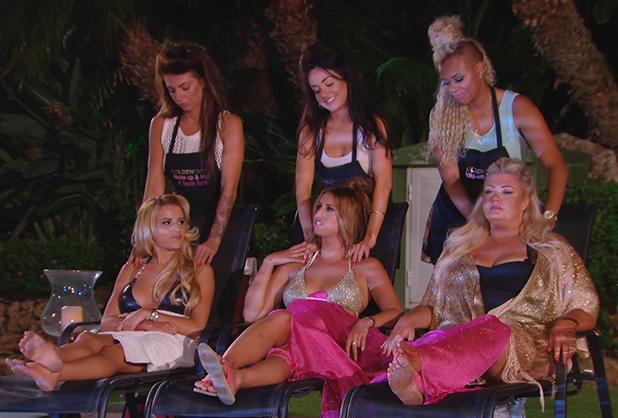 TOWIE episode to air Wednesday, 17 June: The girls have massages in Marbs