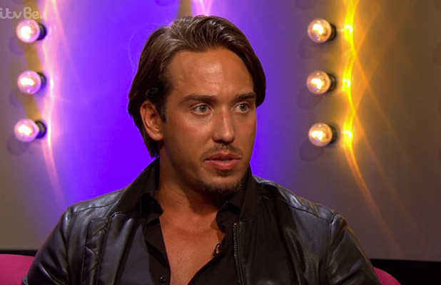 TOWIE's Lockie on All Back To Essex, 14 June 2015