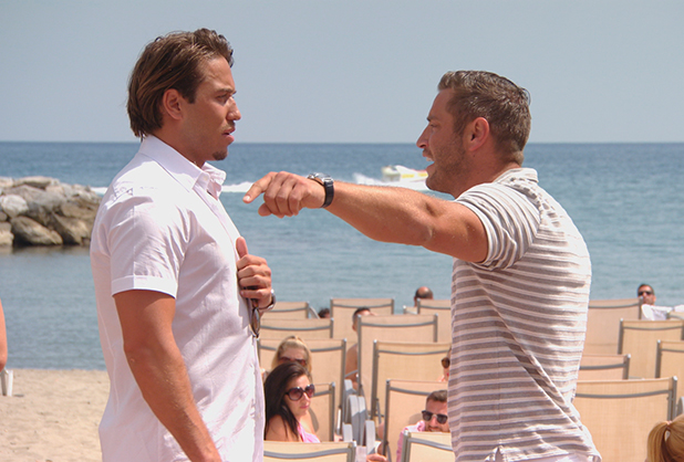 TOWIE episode to air Wednesday, 17 June: Elliott and Lockie fight