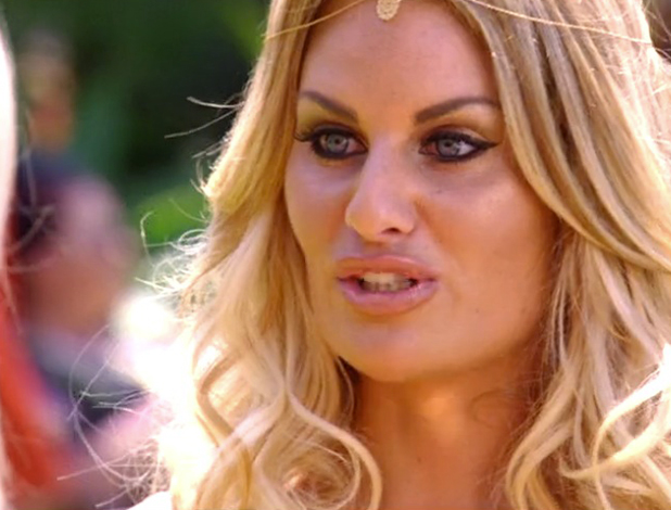 TOWIE episode aired 14 June 2015: Danielle cries