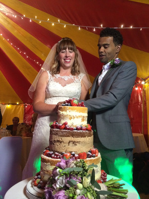 Don't Tell The Bride, BBC1, Jenni and Andrew, Wed 24 Jun