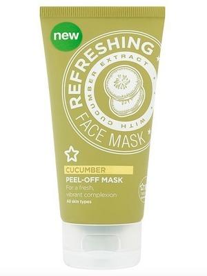 Superdrug Refreshing Cucumber Peel-Off Mask