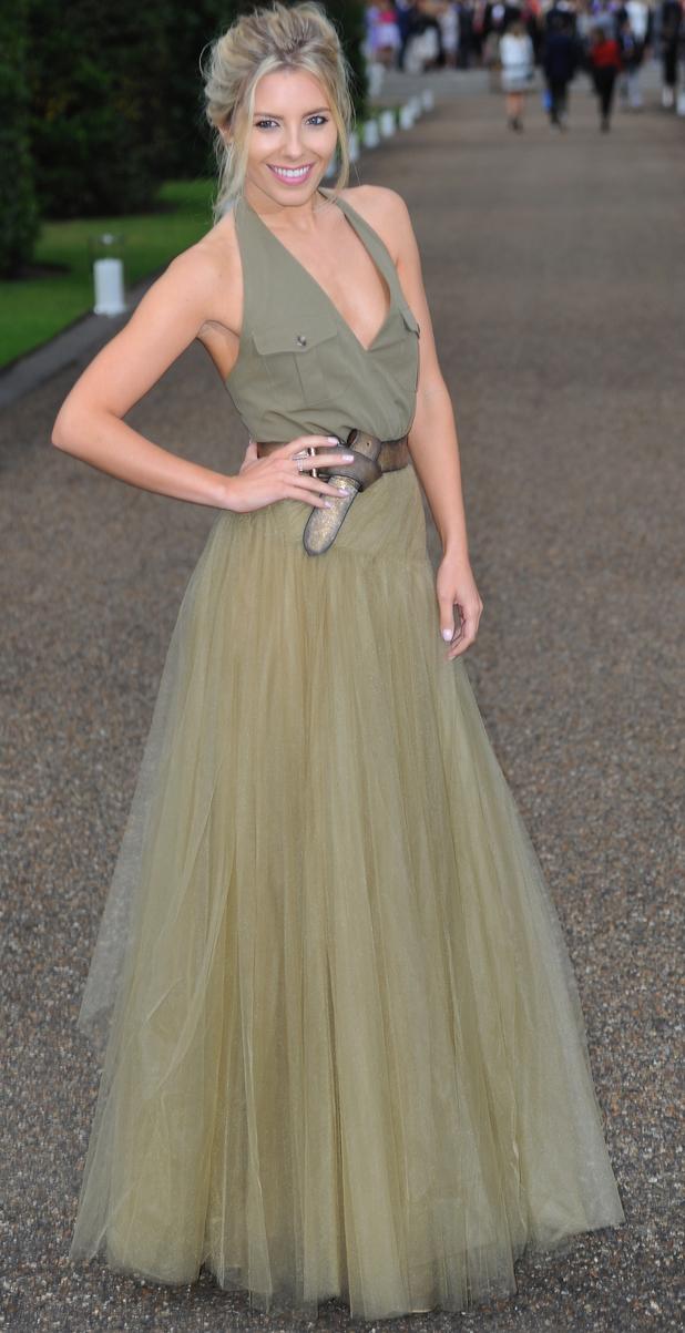 Mollie King at the Ralph Lauren Pre Wimbledon Party 23rd June 2015