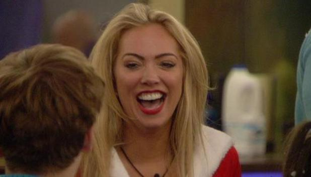 Aisleyne Horgan-Wallace makes surprise Big Brother return in a Time Warp twist. 24 June 2015.