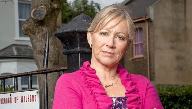 EastEnders actress Lindsey Coulson is set to leave the soap as Carol Jackson - June 2015.