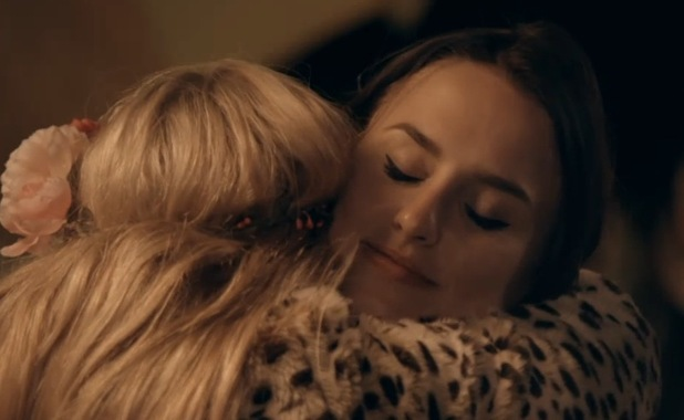 Lucy Watson and Stephanie Pratt make up, Made In Chelsea finale 22 June