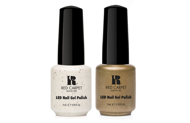 Red Carpet Manicure Cinderella Collection nail polished, £12.95 25th June 2015