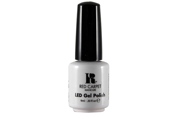 Red Carpet Manicure Cinderella Collection nail polish in White Hot, £12.95 25th June 2015