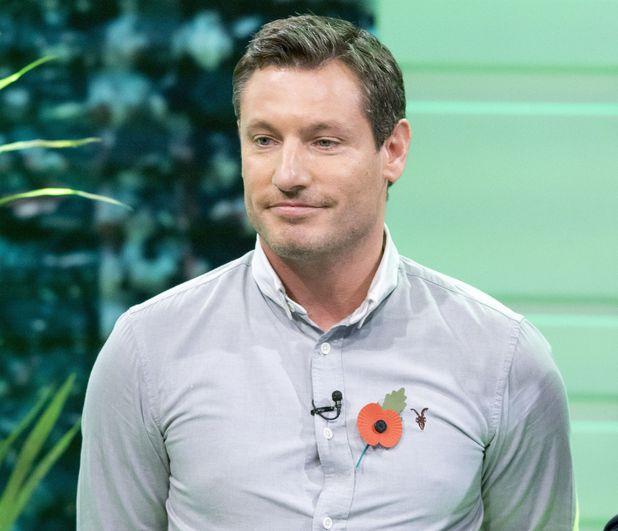 Dean Gaffney on Good Morning Britain,  London, Britain. - 10 Nov 2014.