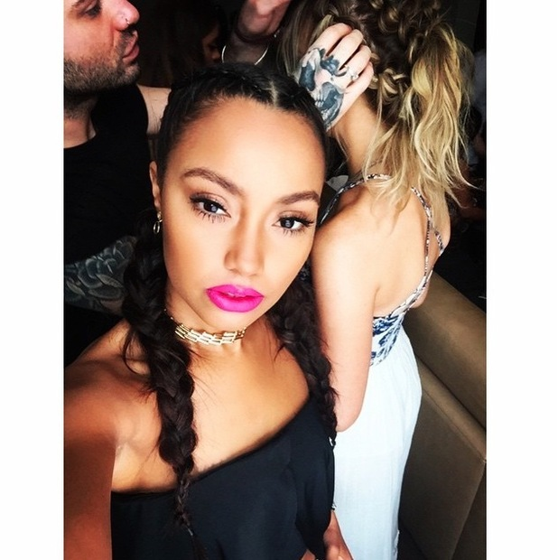 Leigh Anne Little Mix Instagram Little Mix's Leigh-anne