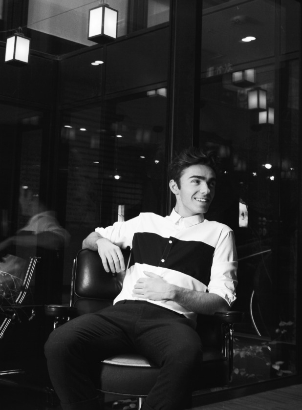 Nathan Sykes for Schon Magazine, June 2015