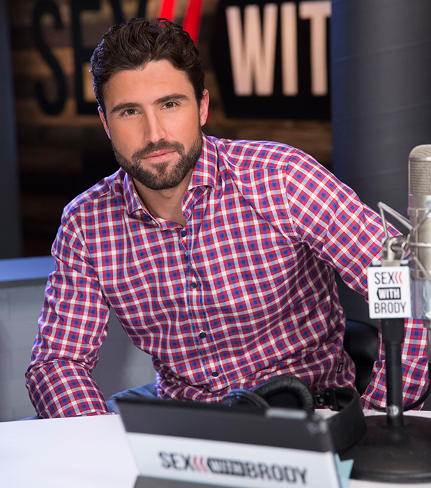 Brody Jenner in publicity still for new E! show