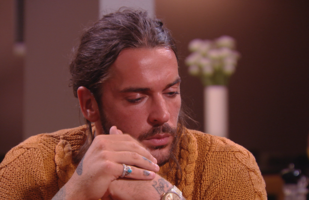 TOWIE episode to air 27 June: Pete being pulled up by the boys