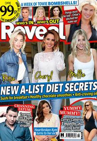 Reveal magazine cover, 2015 issue 26