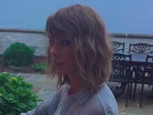 Calvin Harris shares first photo of girlfriend Taylor Swift: seems smitten!