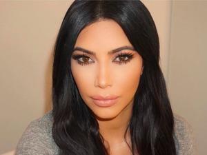 "Pregnant Kim Kardashian blasts ""sick"" rumours she's had fillers and botox"