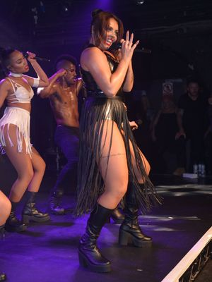 Little Mix in concert at G-A-Y, London - 04 Jul 2015