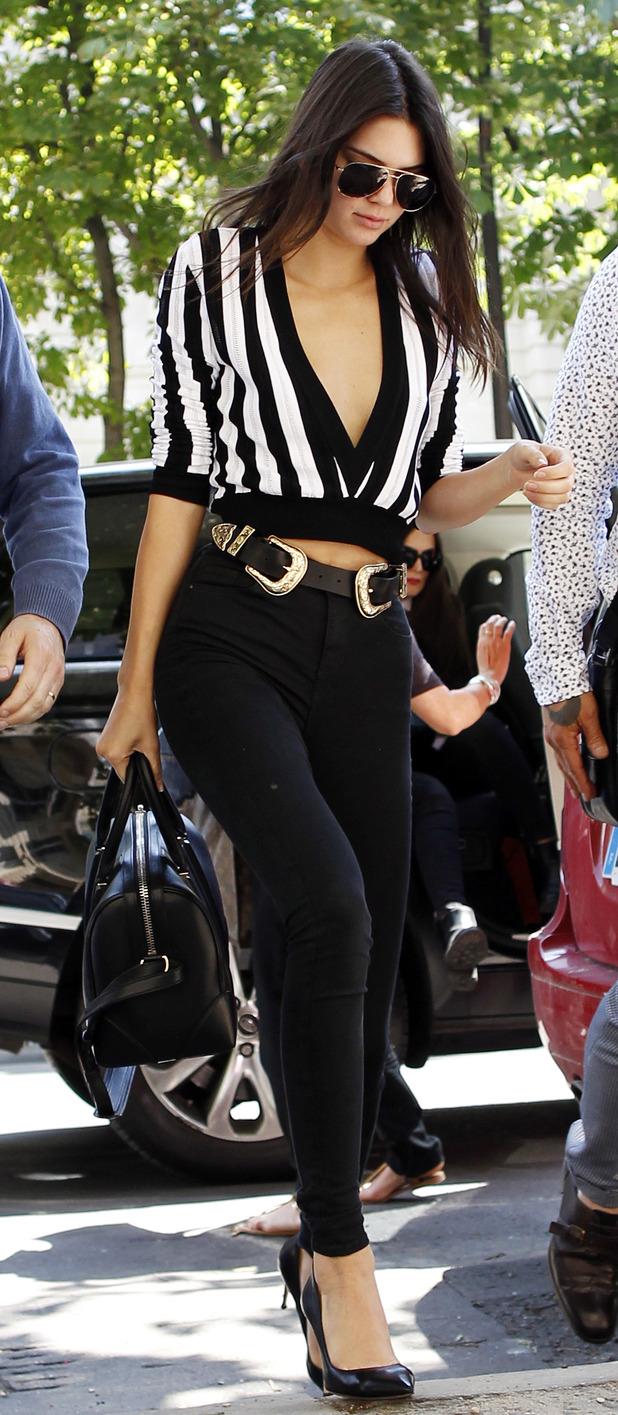 Kendall Jenner loves her skinnies