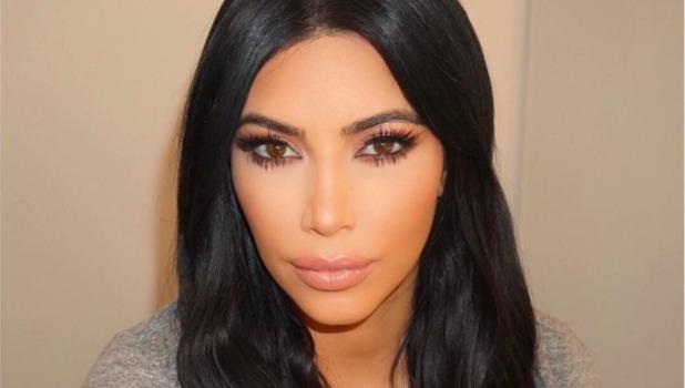 Kim Kardashian shares make-up tutorial on Instagram, 3 July 2015