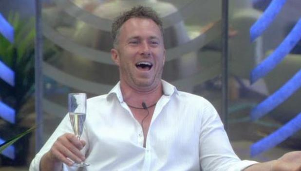 James Jordan re-enters the Big Brother compound for house shopping task - 1 July 2015.