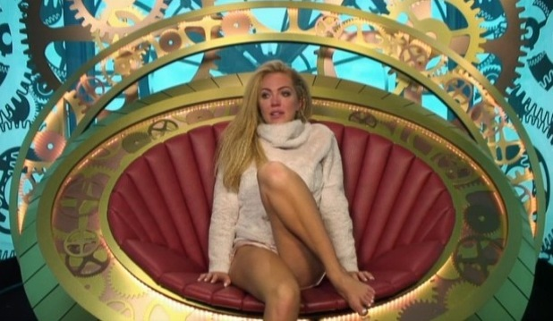Big Brother: Aisleyne Horgan-Wallace gets upset about Danny's 'banter' comment.