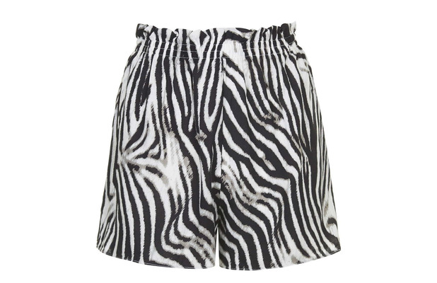 Goldie Zebra Print Shorts £29, 10th June 2015