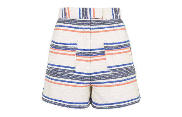 Topshop nautical inspired shorts £36 20th June 2015